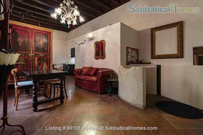 Medieval 160m, 2 bedroom Palazzo apartment in Via Castiglione, Central Bologna. Rated 9.3 / 10 Home Rental in Bologna, Emilia-Romagna, Italy 1