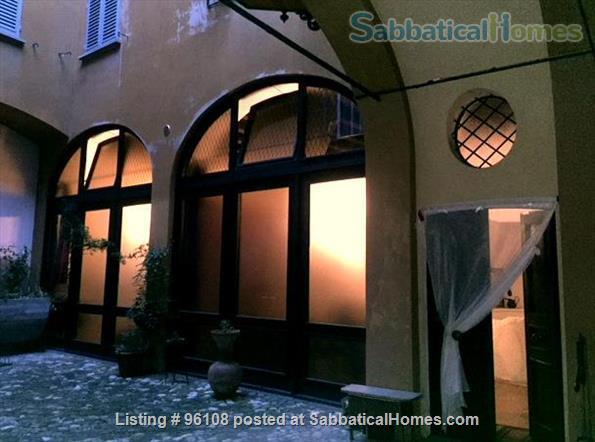 Medieval 160m, 2 bedroom Palazzo apartment in Via Castiglione, Central Bologna. Rated 9.3 / 10 Home Rental in Bologna, Emilia-Romagna, Italy 6