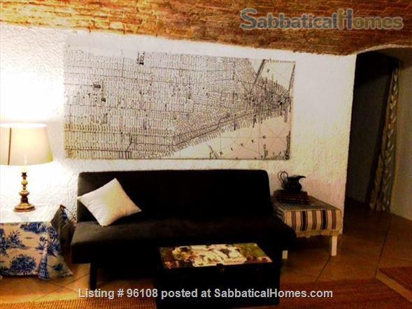 Medieval 160m, 2 bedroom Palazzo apartment in Via Castiglione, Central Bologna. Rated 9.3 / 10 Home Rental in Bologna, Emilia-Romagna, Italy 8