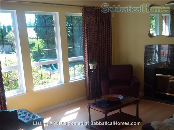 Victoria- Central Saanich , Vancouver Island -  whole house  close to Butchard Gardens Home Rental in Brentwood Bay, British Columbia, Canada 0