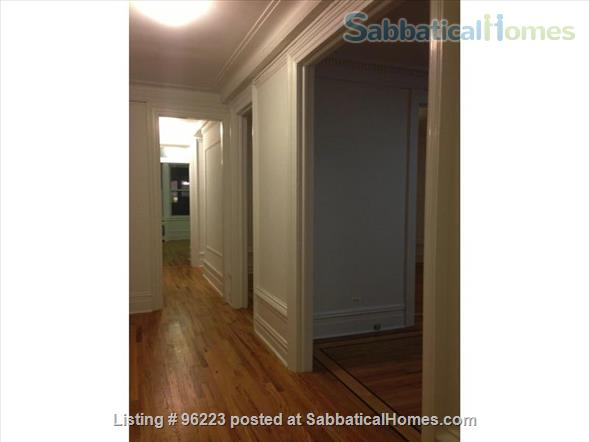 Sunny 2BR summer/academic year sublet, Columbia/Morningside Home Rental in New York, New York, United States 2