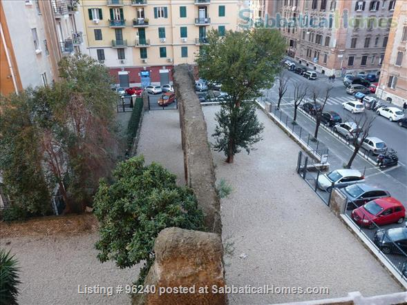 Colors of Testaccio, well-lit and terraced apartment in Rome Home Rental in Rome 4 - thumbnail