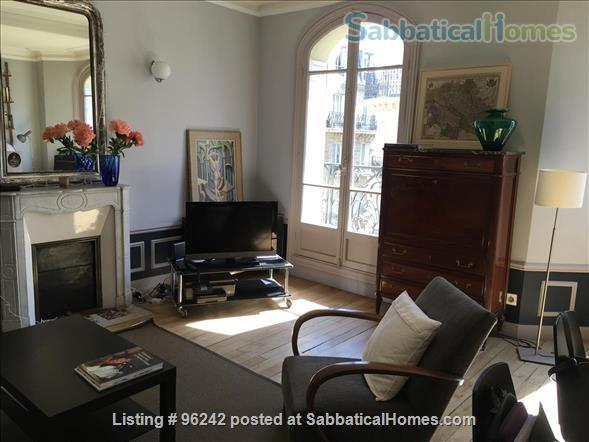 Perfect 1BR in ideal rue Daguerre/Mairie neighborhood of 14th Home Rental in Paris, IDF, France 0