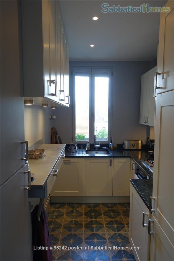 Perfect 1BR in ideal rue Daguerre/Mairie neighborhood of 14th Home Rental in Paris, IDF, France 3