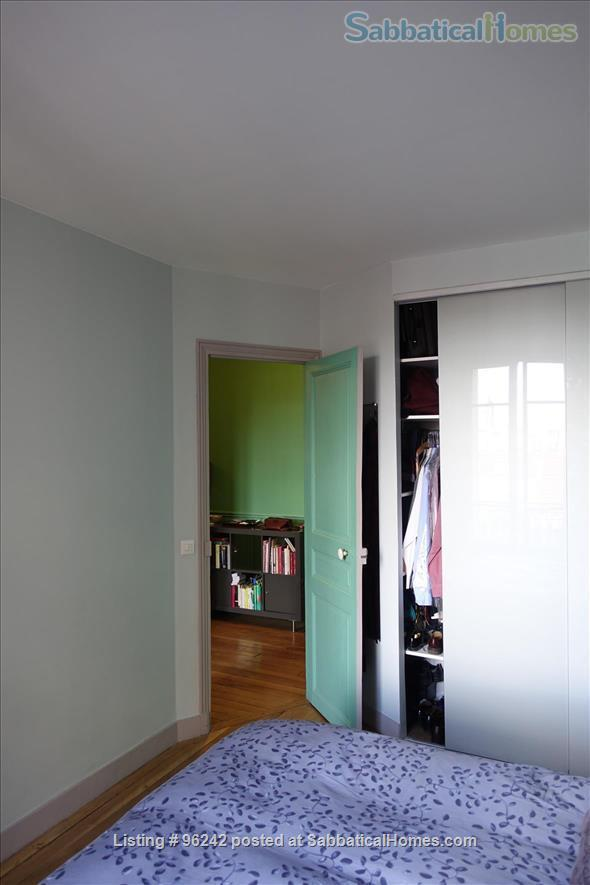 Perfect 1BR in ideal rue Daguerre/Mairie neighborhood of 14th Home Rental in Paris, IDF, France 8