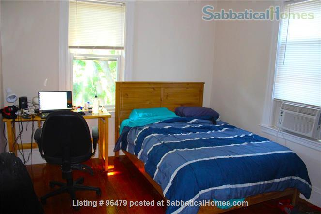 JAMAICA PLAIN - 2BDR essential utilities incl, de-leaded/Child-friendly, fully furnished Home Rental in Boston, Massachusetts, United States 9