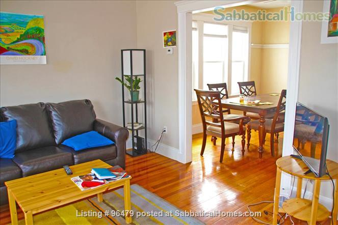 JAMAICA PLAIN - 2BDR essential utilities incl, de-leaded/Child-friendly, fully furnished Home Rental in Boston, Massachusetts, United States 1