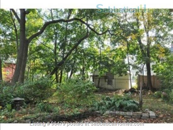 JAMAICA PLAIN - 2BDR essential utilities incl, de-leaded/Child-friendly, fully furnished Home Rental in Boston, Massachusetts, United States 0