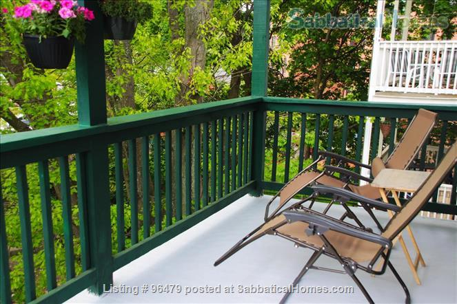 JAMAICA PLAIN - 2BDR essential utilities incl, de-leaded/Child-friendly, fully furnished Home Rental in Boston, Massachusetts, United States 2
