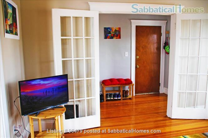 JAMAICA PLAIN - 2BDR essential utilities incl, de-leaded/Child-friendly, fully furnished Home Rental in Boston, Massachusetts, United States 3