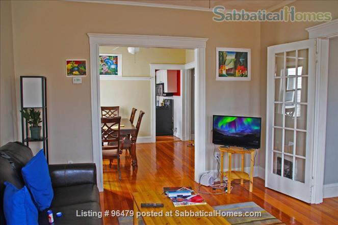 JAMAICA PLAIN - 2BDR essential utilities incl, de-leaded/Child-friendly, fully furnished Home Rental in Boston, Massachusetts, United States 4