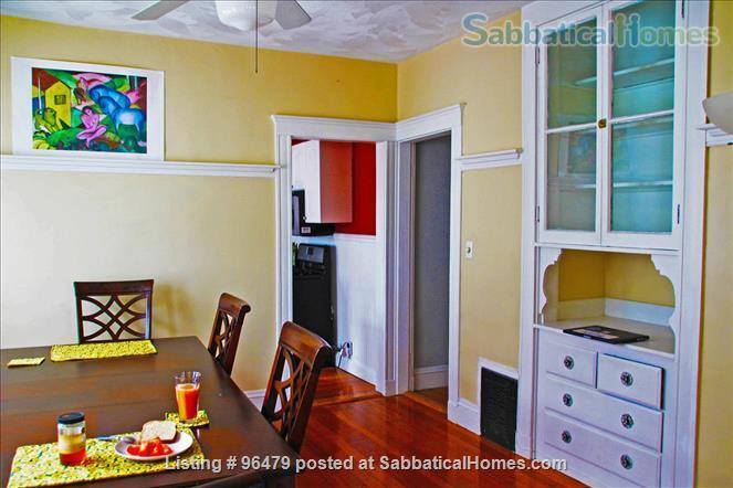 JAMAICA PLAIN - 2BDR essential utilities incl, de-leaded/Child-friendly, fully furnished Home Rental in Boston, Massachusetts, United States 6
