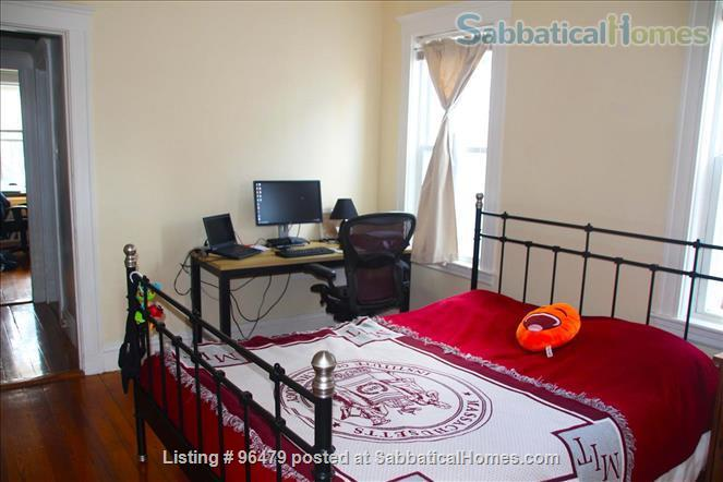 JAMAICA PLAIN - 2BDR essential utilities incl, de-leaded/Child-friendly, fully furnished Home Rental in Boston, Massachusetts, United States 7