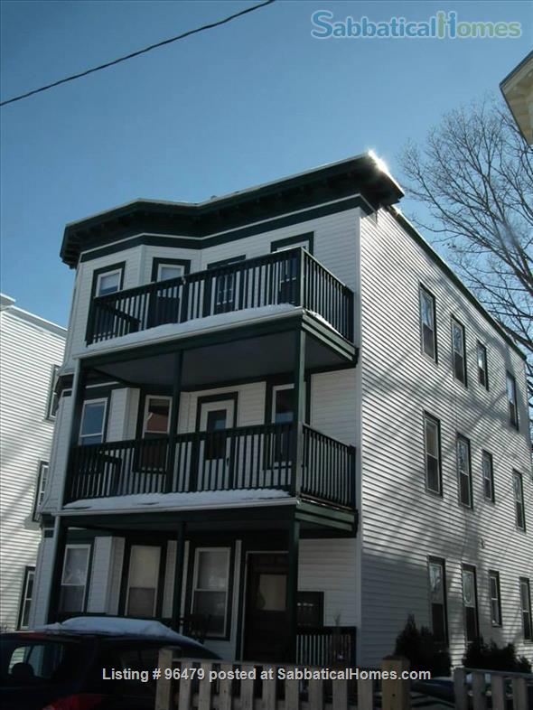 JAMAICA PLAIN - 2BDR essential utilities incl, de-leaded/Child-friendly, fully furnished Home Rental in Boston, Massachusetts, United States 8