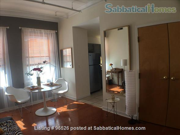 AFFORDABLE LUXURY. 1 BEDROOM PENTHOUSE APARTMENT. PRIME LOCATION. PRICED TO RENT Home Rental in Philadelphia, Pennsylvania, United States 8
