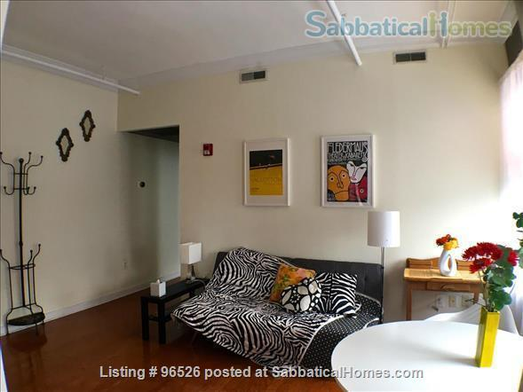 AFFORDABLE LUXURY. 1 BEDROOM PENTHOUSE APARTMENT. PRIME LOCATION. PRICED TO RENT Home Rental in Philadelphia, Pennsylvania, United States 2