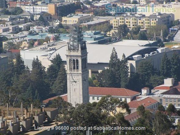 Secluded & Private Cottage - Own Entrance - Work/Study from Home - 12 min walk to Berkeley Campus  Home Rental in Berkeley, California, United States 9