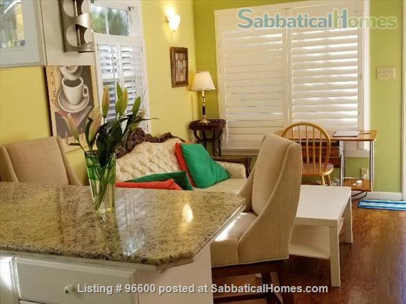 Secluded & Private Cottage - Own Entrance - Work/Study from Home - 12 min walk to Berkeley Campus  Home Rental in Berkeley, California, United States 1
