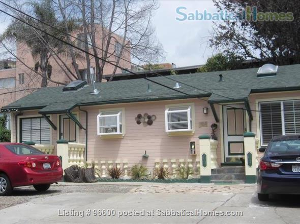 Secluded & Private Cottage - Own Entrance - Work/Study from Home - 12 min walk to Berkeley Campus  Home Rental in Berkeley, California, United States 8