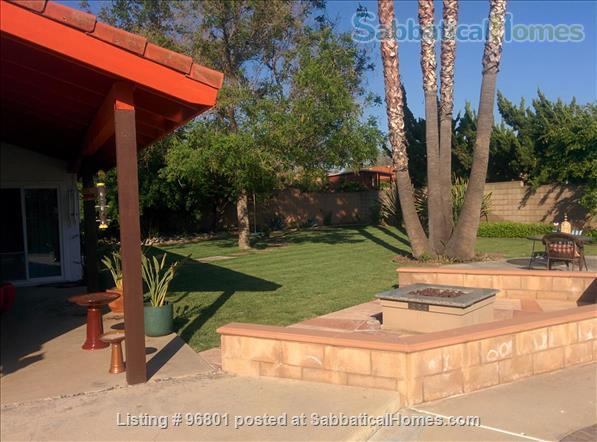 Chef-Style Southwest Kitchen and Oasis-Like Private, Entertainer's Backyard Home Rental in Claremont, California, United States 4
