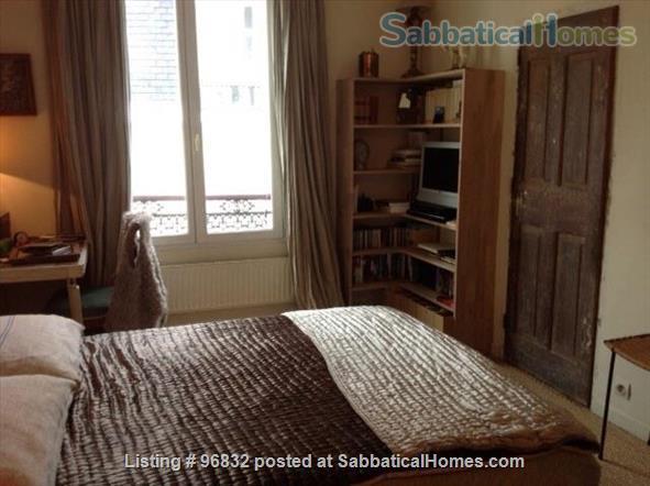 Beautiful 55 m2 apartment in the 6th,  luminous, quiet. Home Rental in Paris, Île-de-France, France 2
