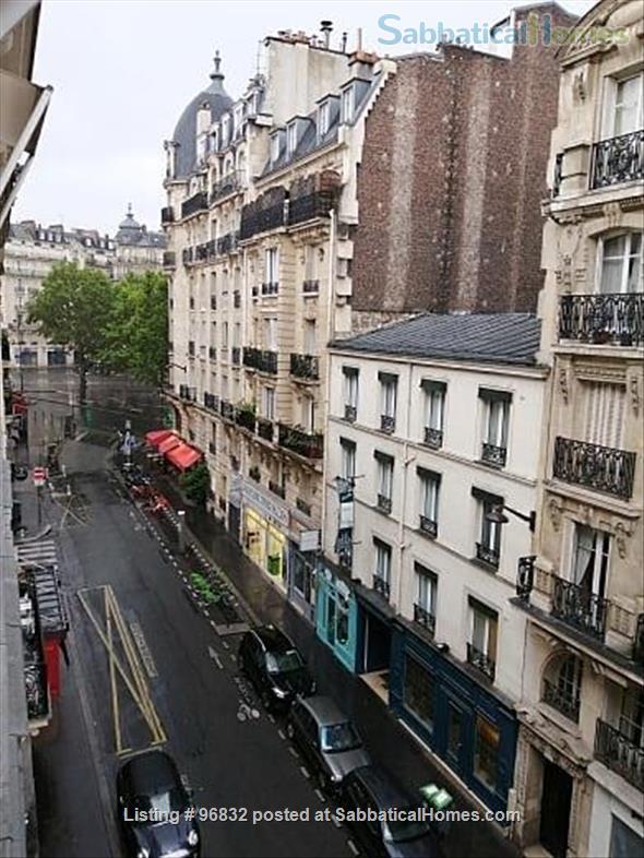 Beautiful 55 m2 apartment in the 6th,  luminous, quiet. Home Rental in Paris, Île-de-France, France 3