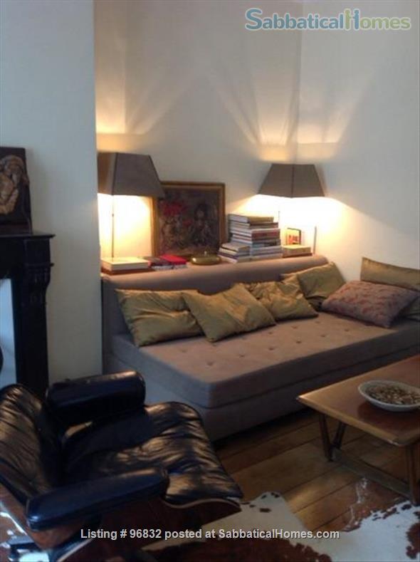 Beautiful 55 m2 apartment in the 6th,  luminous, quiet. Home Rental in Paris, Île-de-France, France 6