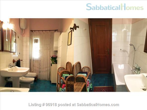 ***** Strategically located, bright, and comfortable apartment in the Center of Rome ***** Home Rental in Roma, Lazio, Italy 6