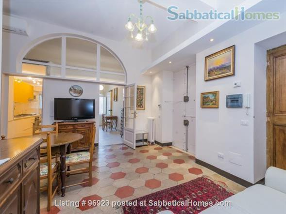 COZY APARTMENT IN ROME'S CITY CENTER - BEST NEIGHBORHOOD Home Rental in Rome, Lazio, Italy 1