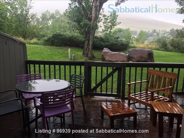 Beautiful South Boulder Townhouse for rent Home Rental in Boulder, Colorado, United States 8