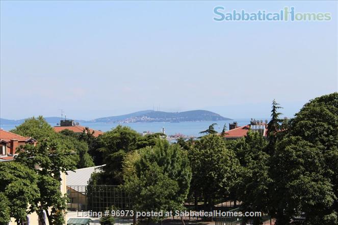 A gorgeous flat in Moda, Istanbul Home Rental in Istanbul, , Turkey 1