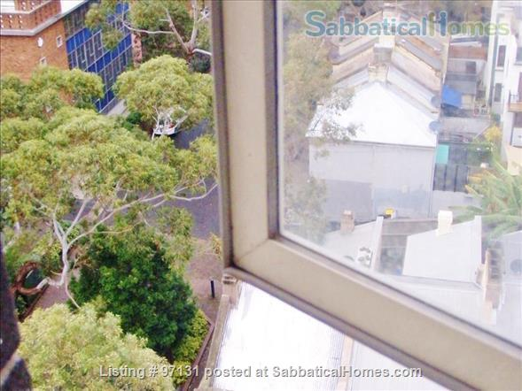 Art deco apartment on edge of Sydney CBD, near Hyde Park Home Rental in Darlinghurst 4