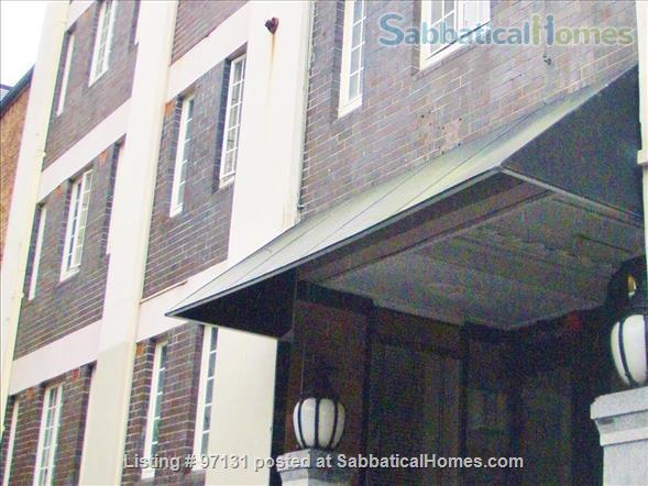 Art deco apartment on edge of Sydney CBD, near Hyde Park Home Rental in Darlinghurst 8