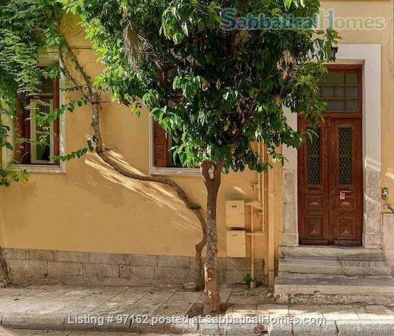 Luxury Heritage House under the Acropolis Home Rental in Athens, , Greece 9