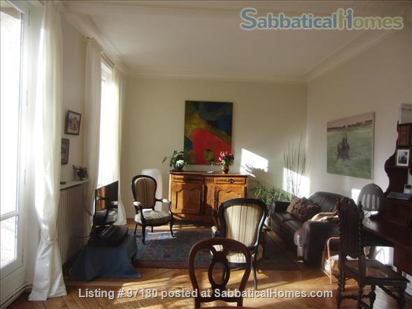Spend a wonderful summer and fall in this Parisian delight! Home Rental in Paris, Île-de-France, France 0