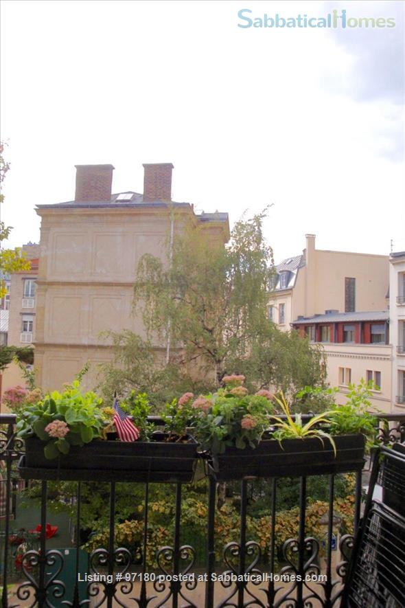Spend a wonderful summer and fall in this Parisian delight! Home Rental in Paris, Île-de-France, France 7