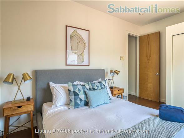 Sunny 2-bedroom apartment in San Francisco's vibrant Mission District Home Rental in San Francisco, California, United States 9