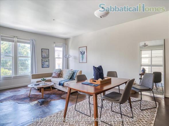 Sunny 2-bedroom apartment in San Francisco's vibrant Mission District Home Rental in San Francisco, California, United States 0