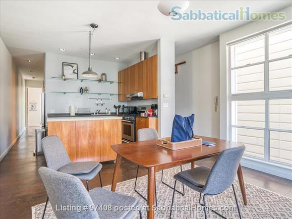 Sunny 2-bedroom apartment in San Francisco's vibrant Mission District Home Rental in San Francisco, California, United States 2