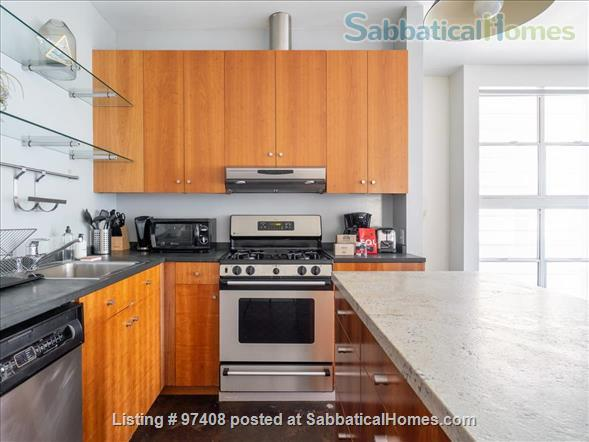 Sunny 2-bedroom apartment in San Francisco's vibrant Mission District Home Rental in San Francisco, California, United States 3