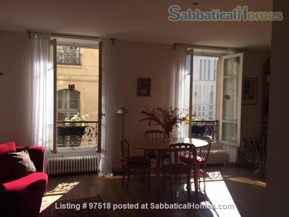 Charming  and  cozy apartment  in the 6th arrondissement Home Rental in Paris, Île-de-France, France 0
