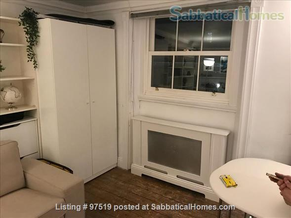 Studio Flat Queensway/Bayswater London Home Rental in London 0
