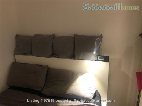 Studio Flat Queensway/Bayswater London Home Rental in London 6