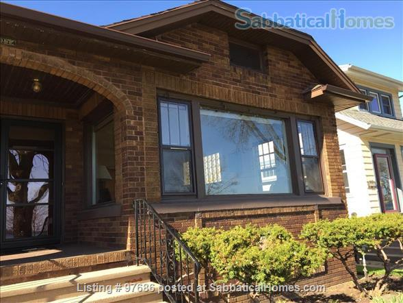 Beautiful brick home with gorgeous view of the lake Home Rental in Madison, Wisconsin, United States 6