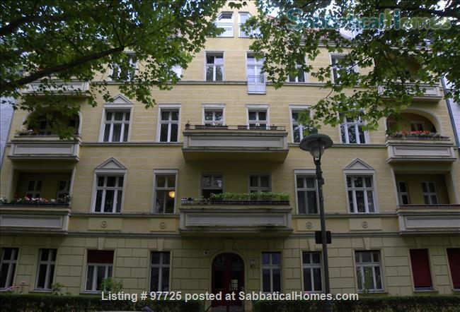 Beautiful 4-room refurbished flat, near FU in Berlin Steglitz Home Rental in Berlin, Berlin, Germany 9