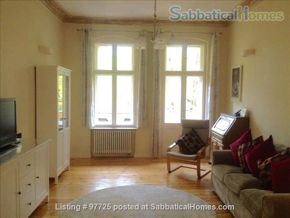 Beautiful 4-room refurbished flat, near FU in Berlin Steglitz Home Rental in Berlin, Berlin, Germany 1