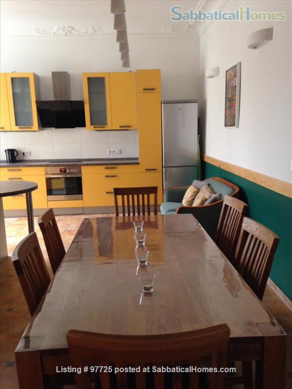 Beautiful 4-room refurbished flat, near FU in Berlin Steglitz Home Rental in Berlin, Berlin, Germany 2