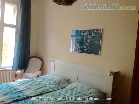Beautiful 4-room refurbished flat, near FU in Berlin Steglitz Home Rental in Berlin, Berlin, Germany 4