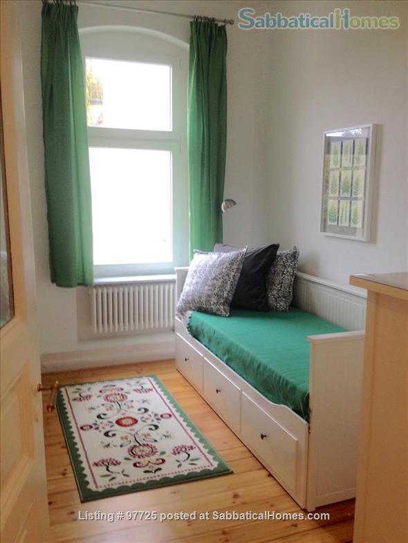 Beautiful 4-room refurbished flat, near FU in Berlin Steglitz Home Rental in Berlin, Berlin, Germany 5
