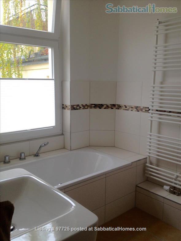 Beautiful 4-room refurbished flat, near FU in Berlin Steglitz Home Rental in Berlin, Berlin, Germany 6